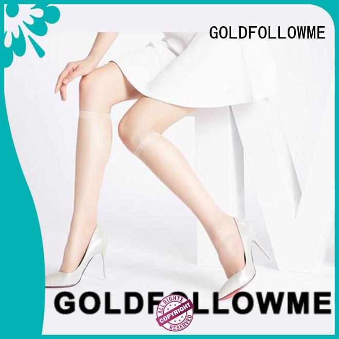 knee stockings OBM bulk production GOLDFOLLOWME
