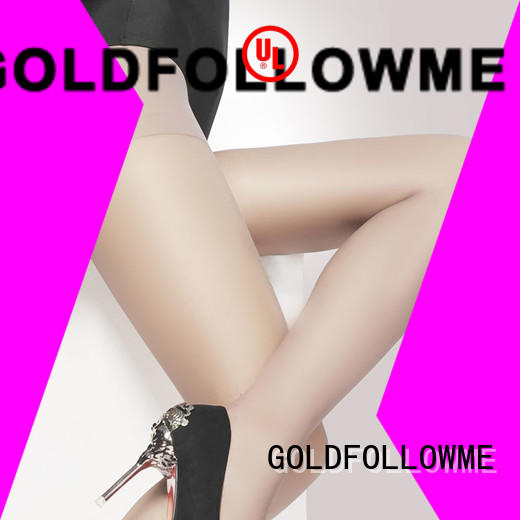 GOLDFOLLOWME high-quality 10 denier tights cheapest price for ladies