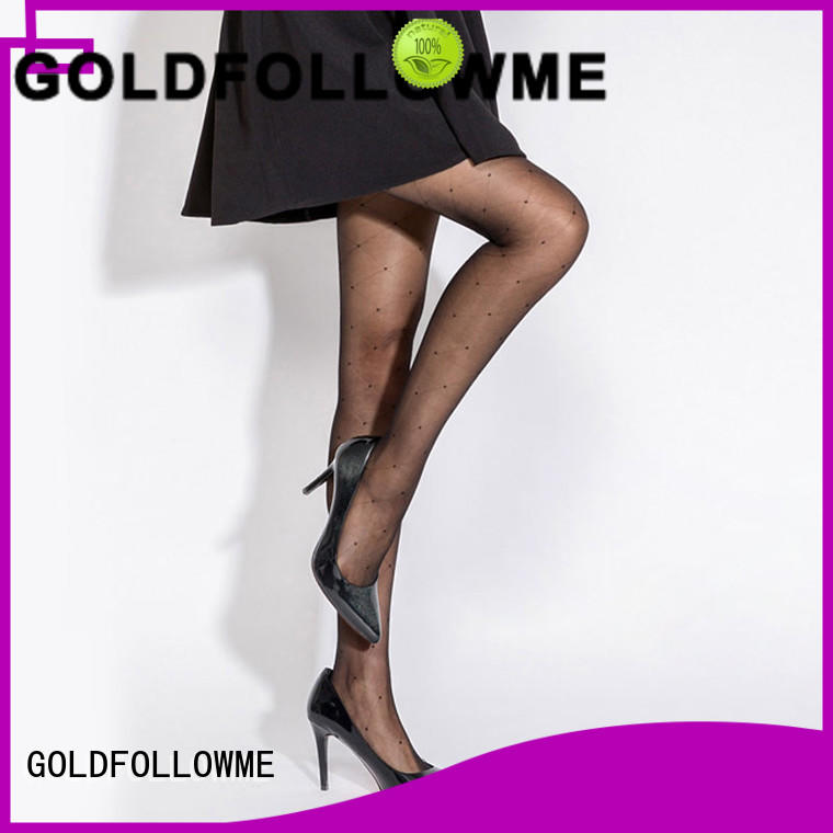 free delivery sheer patterned tights high-quality best factory price for customization