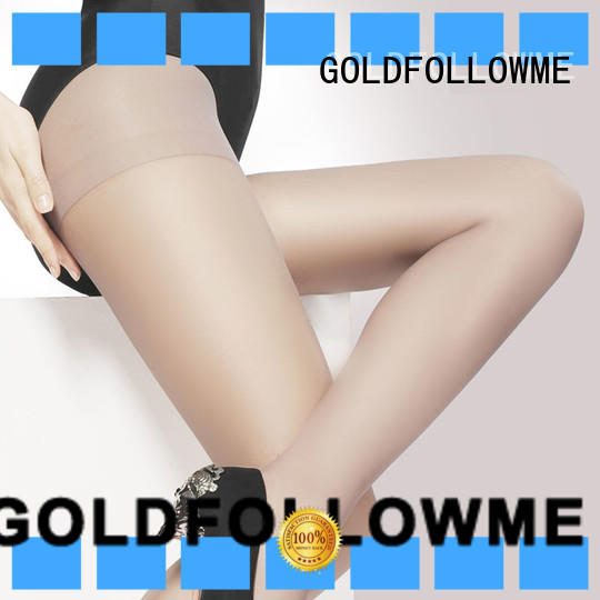 GOLDFOLLOWME hot-sale women's sheer tights comfortable