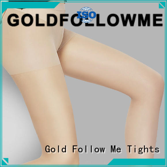 GOLDFOLLOWME top brand 5 denier tights cheapest price for ladies