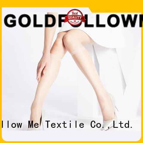 Knee High 10D Gold Follow Me