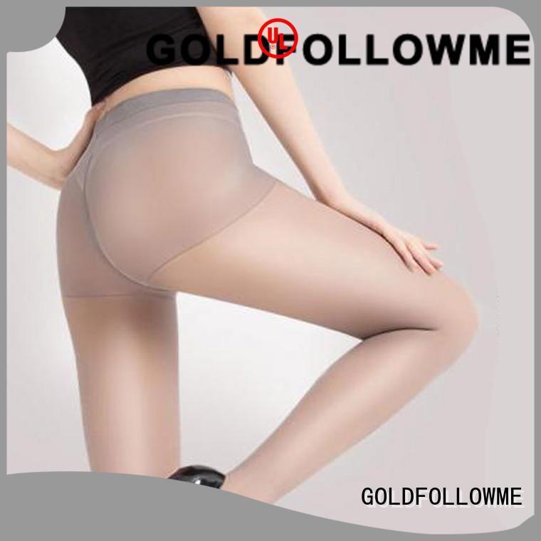 Fashion 20D Sheer Tights Gold Follow Me
