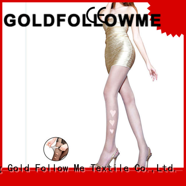 GOLDFOLLOWME comfortable sheer footless tights free delivery for ladies