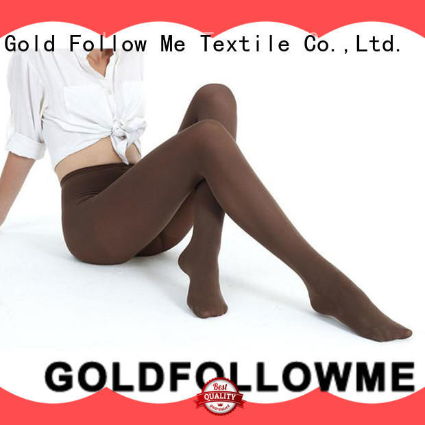 GOLDFOLLOWME top brand red pantyhose high-quality