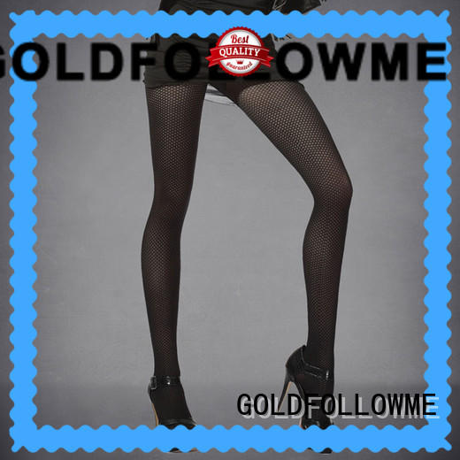 GOLDFOLLOWME custom women's patterned tights best manufacturer for sale